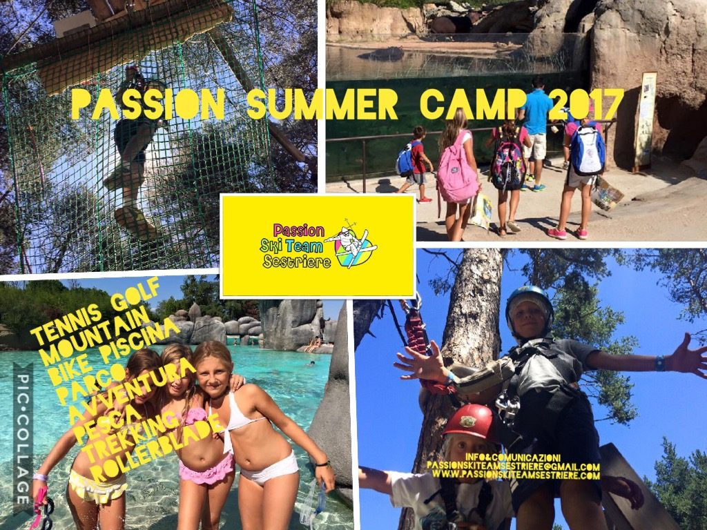 Passion Summer Camp 2017