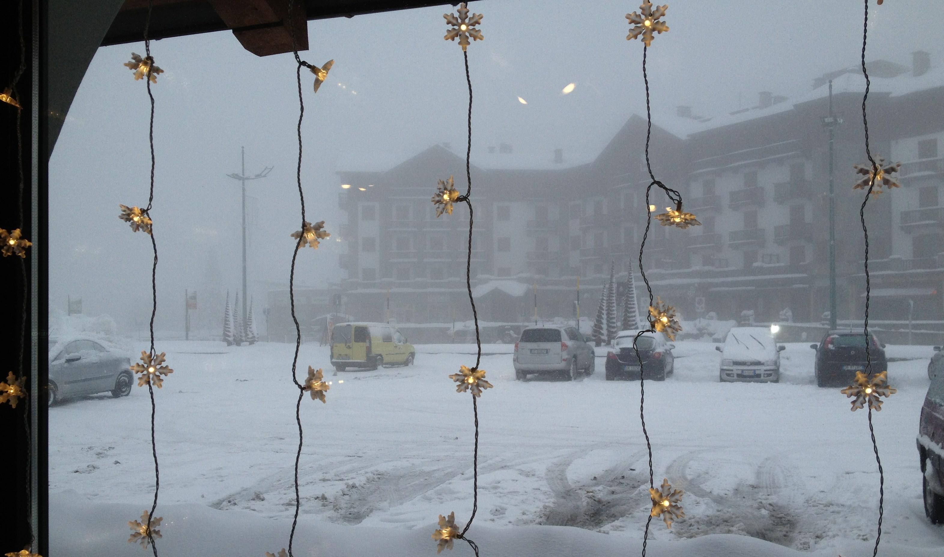 Neve…sempre benvenuta!!!
