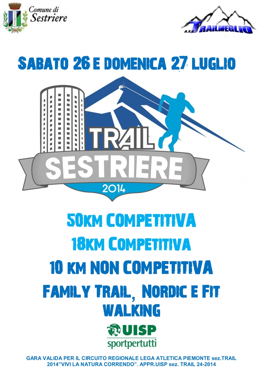 Trail Sestriere… un week end di sport, shopping e divertimento!