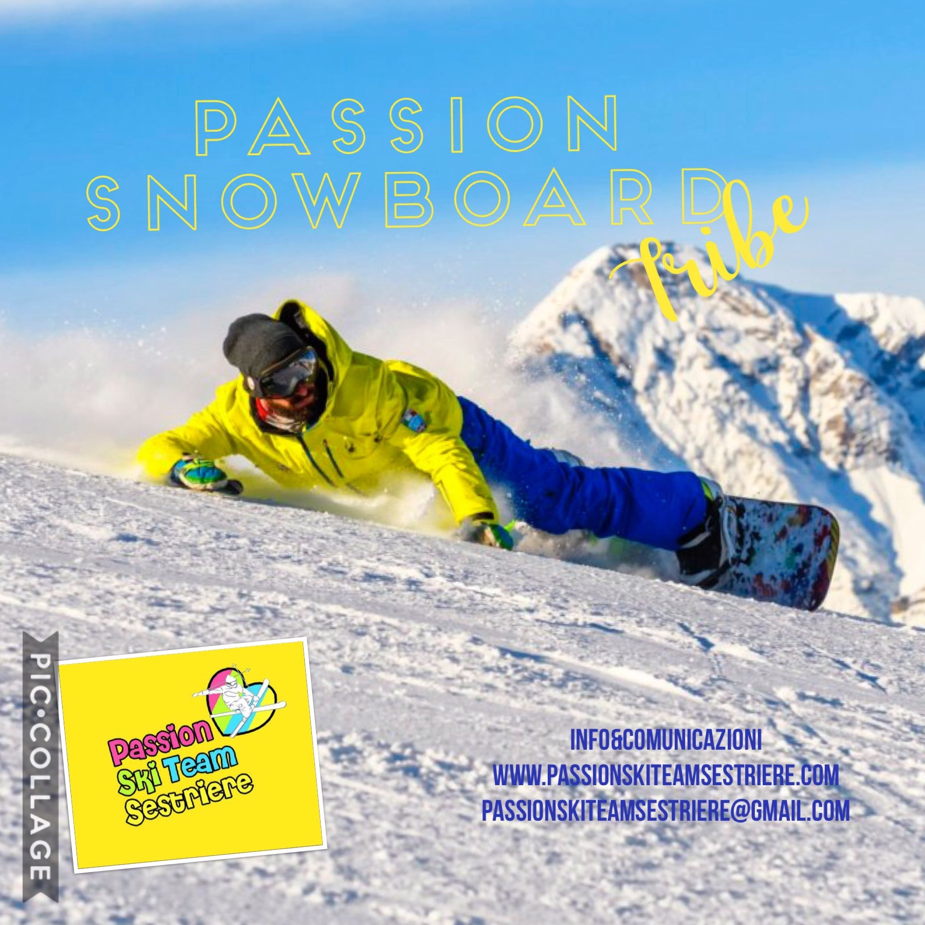 Passion Snowboard Tribe!