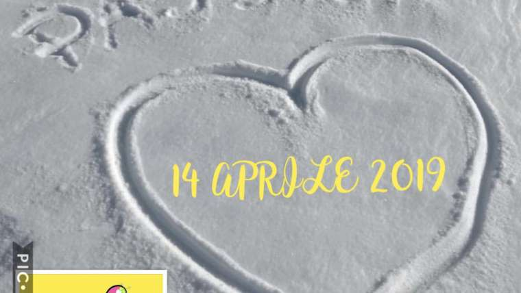 SAVE THE DATE: 14 APRILE 2019 GARA SOCIALE PASSION!