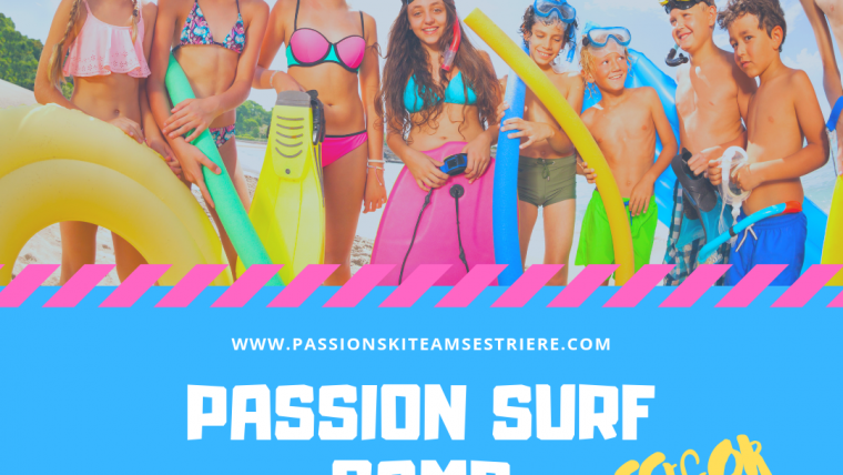 PASSION SURF CAMP: HOSSEGOR!