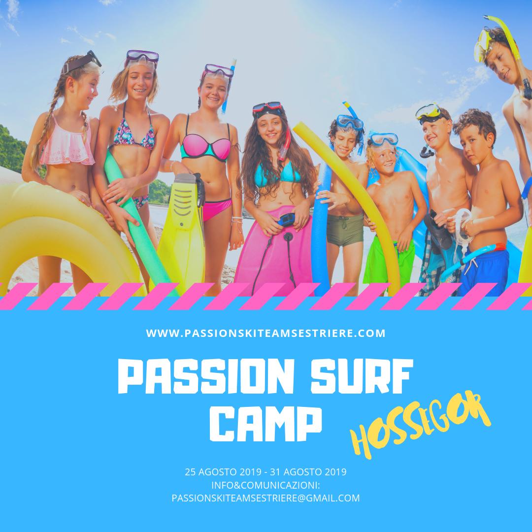 PASSION SURF CAMP: HOSSEGOR!