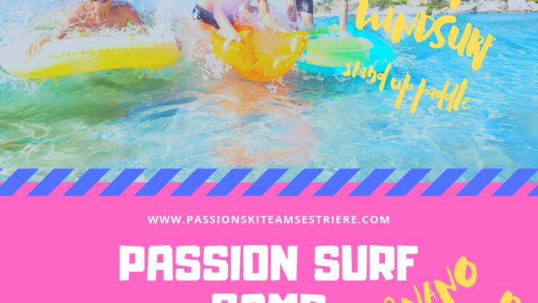 PASSION SURF CAMP: LIGNANO SABBIADORO!