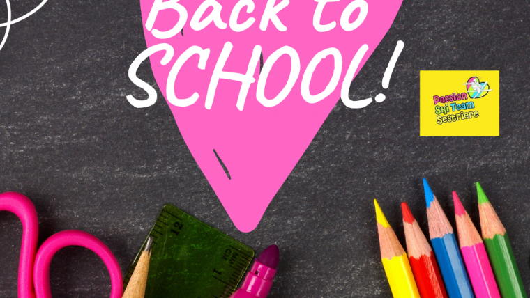…Back to school!