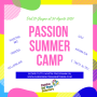 PASSION SUMMER CAMP 2020!